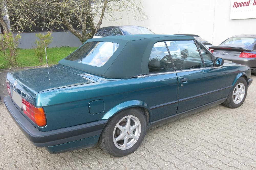 cabrio verdeck bmw e30 baujahr 1986 93 speed sport cabrio verdecke gmbh. Black Bedroom Furniture Sets. Home Design Ideas