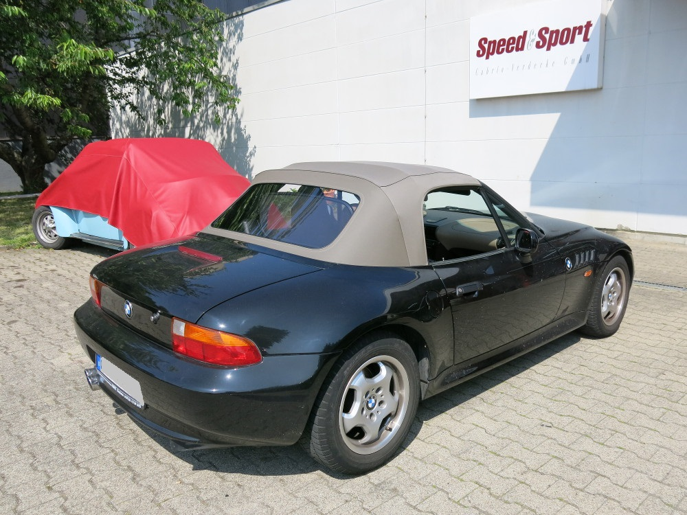 cabrio verdeck bmw z3 baujahr 1996 02 speed sport. Black Bedroom Furniture Sets. Home Design Ideas